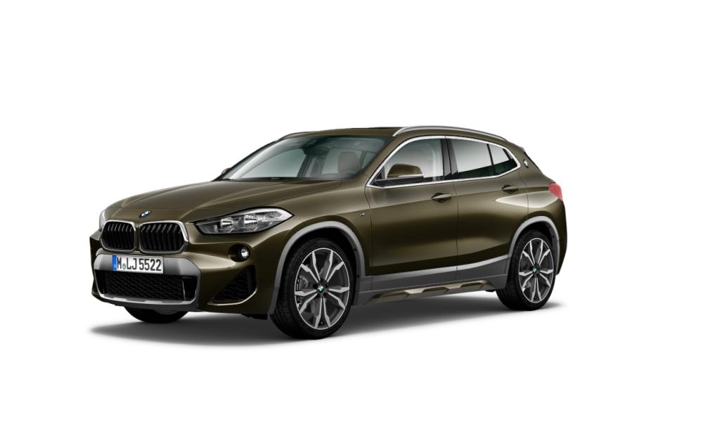 BMW-X2 xDrive20d