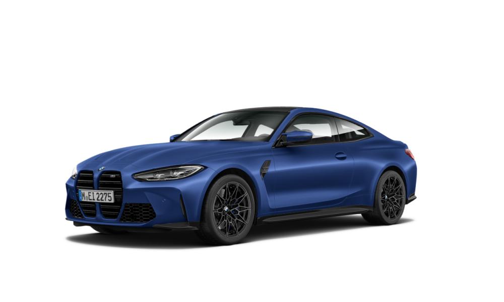 BMW Centrauto - M4 Competition Coupé