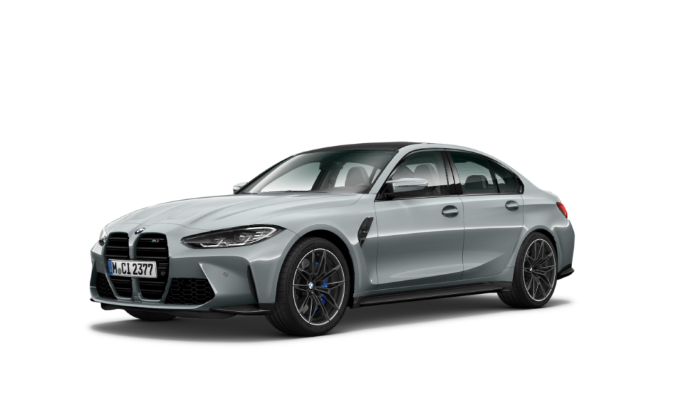 BMW Centrauto - M3 Competition M xDrive B
