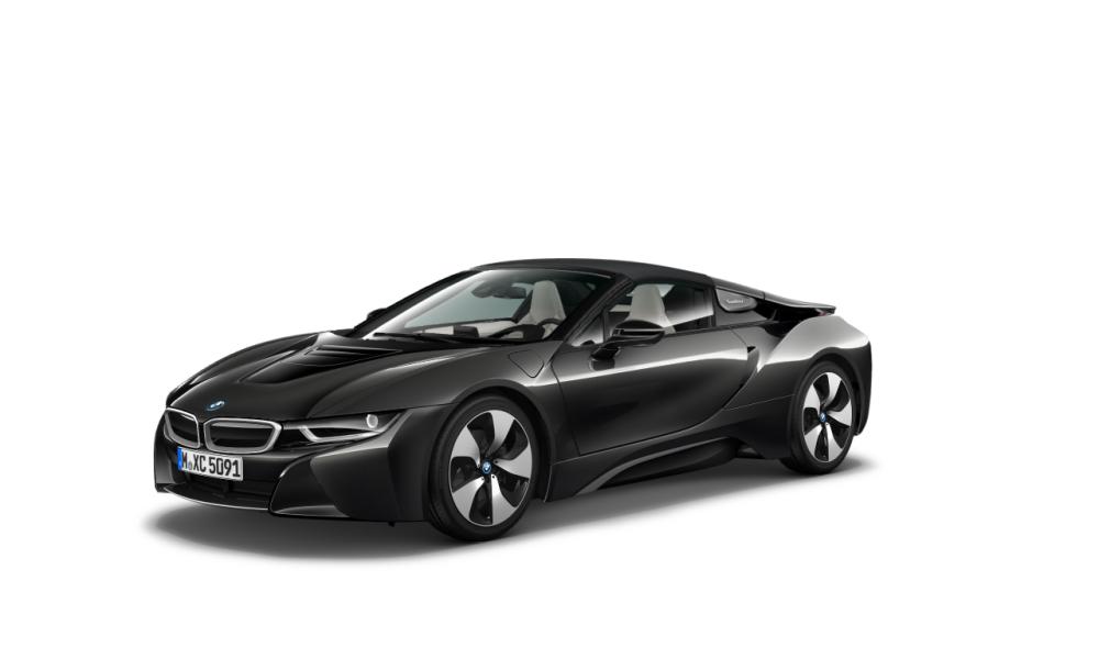 BMW Centrauto - i8 Roadster