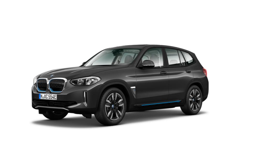 BMW Centrauto - iX3