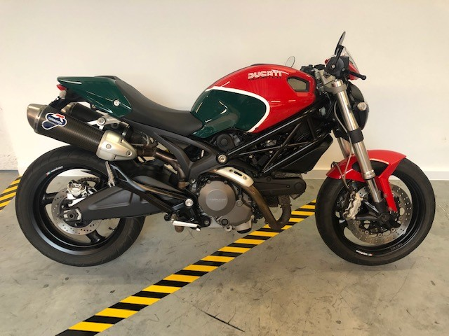 DucatiBike