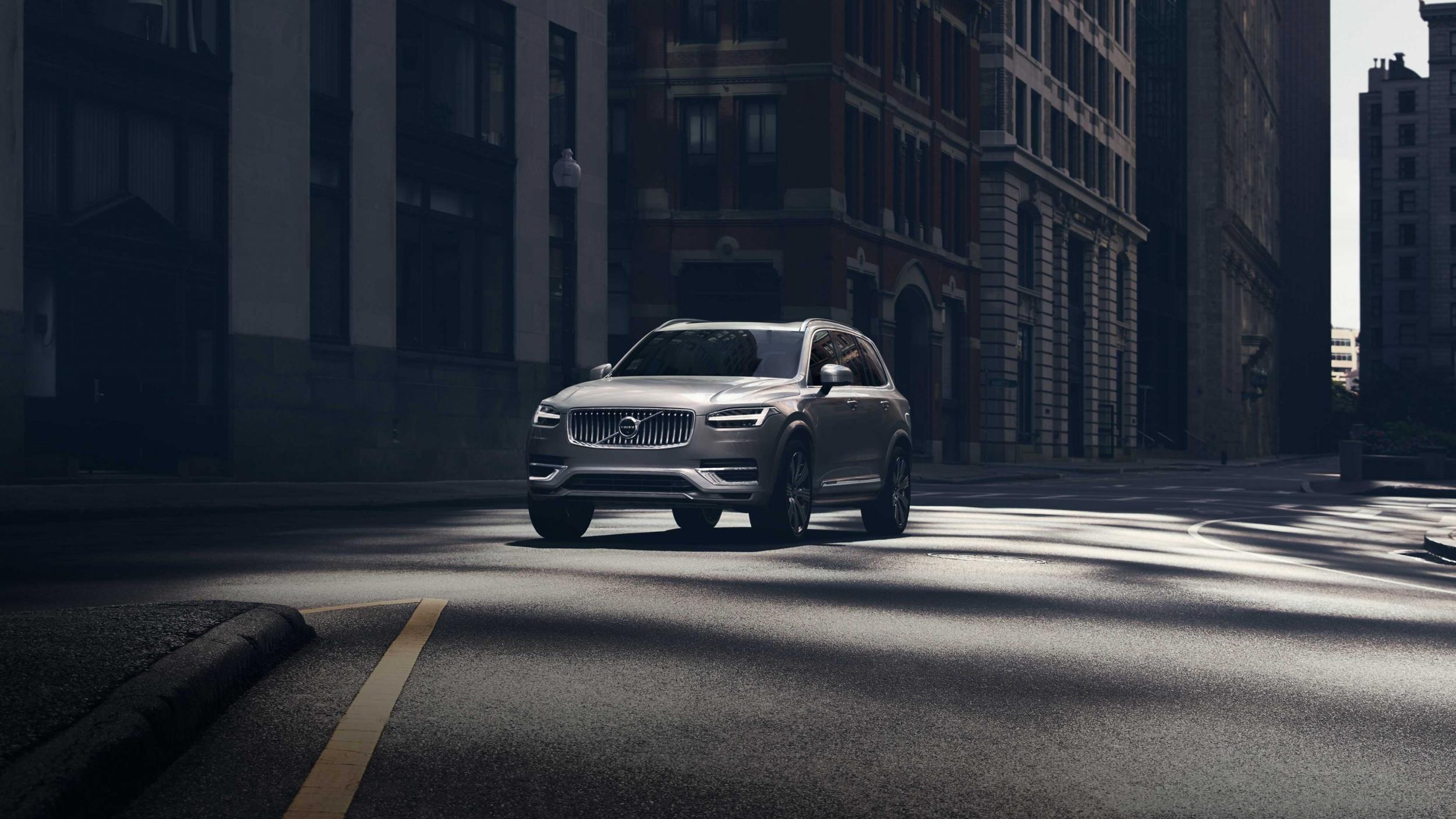 Volvo Van Houdt Gewaagd design. en een veilige keuze.