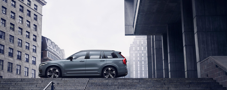 Sterckx - De Smet Volvo Cars stelt vernieuwde SUV XC90 voor