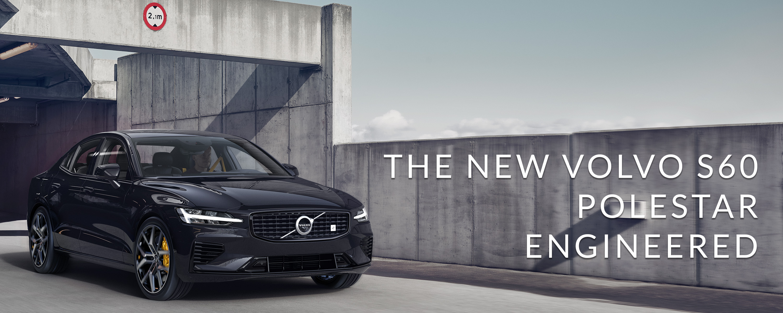 Sterckx - De Smet Kom in exclusiviteit de nieuwe Volvo S60 Polestar engineered ontdekken