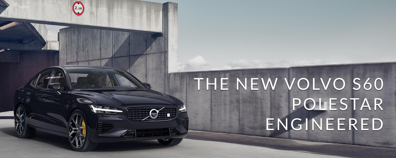 Sterckx - De Smet Venez découvrir en exclusivité la nouvelle Volvo S60 Polestar engineered