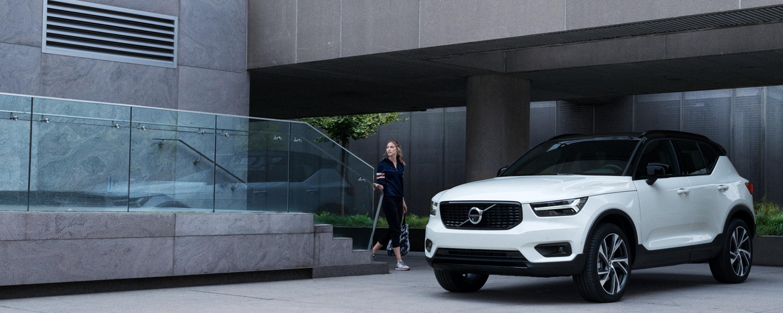 Sterckx - De Smet Une Volvo XC40 T3 en PRIVATE LEASE