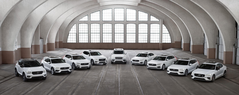Sterckx - De Smet Bewonder alle Volvo modellen in onze virtuele showroom