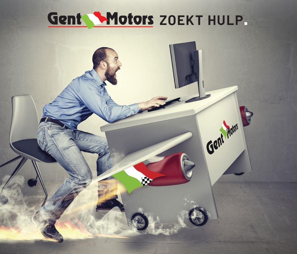 Gent Motors zoekt hulp - Gent Motors