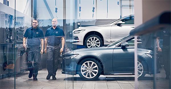 Volvo Personal Service Technicians / Master Technicians (M/V)