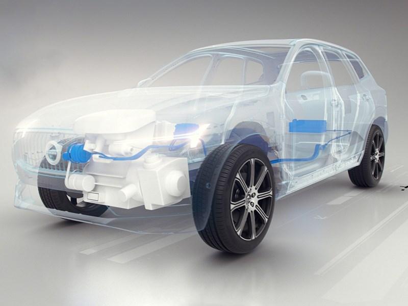 Volvo Cars gaat volledig elektrisch