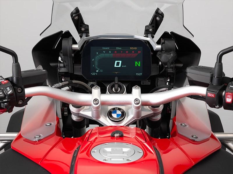 BMW Motorrad stelt Connectivity voor.