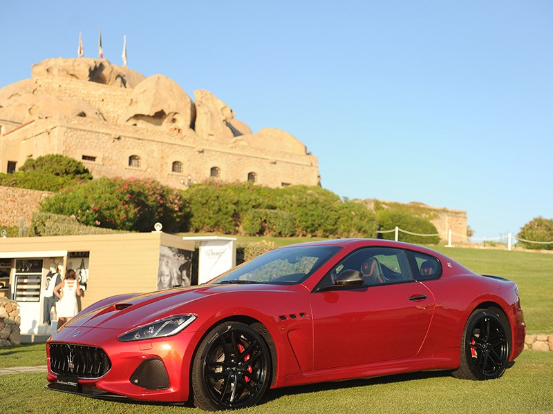GranTurismo and GranCabrio MY18 debut in Ibiza and at the Phi Beach on the Costa Smeralda