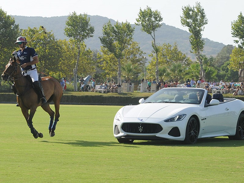Lechuza Caracas Polo Team Wins The Maserati Silver Cup At The 46th International Polo Tournament In Sotogrande