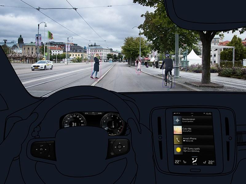 De nieuwe XC40 van Volvo Cars is gemaakt voor het leven in de stad en ademt zelfvertrouwen