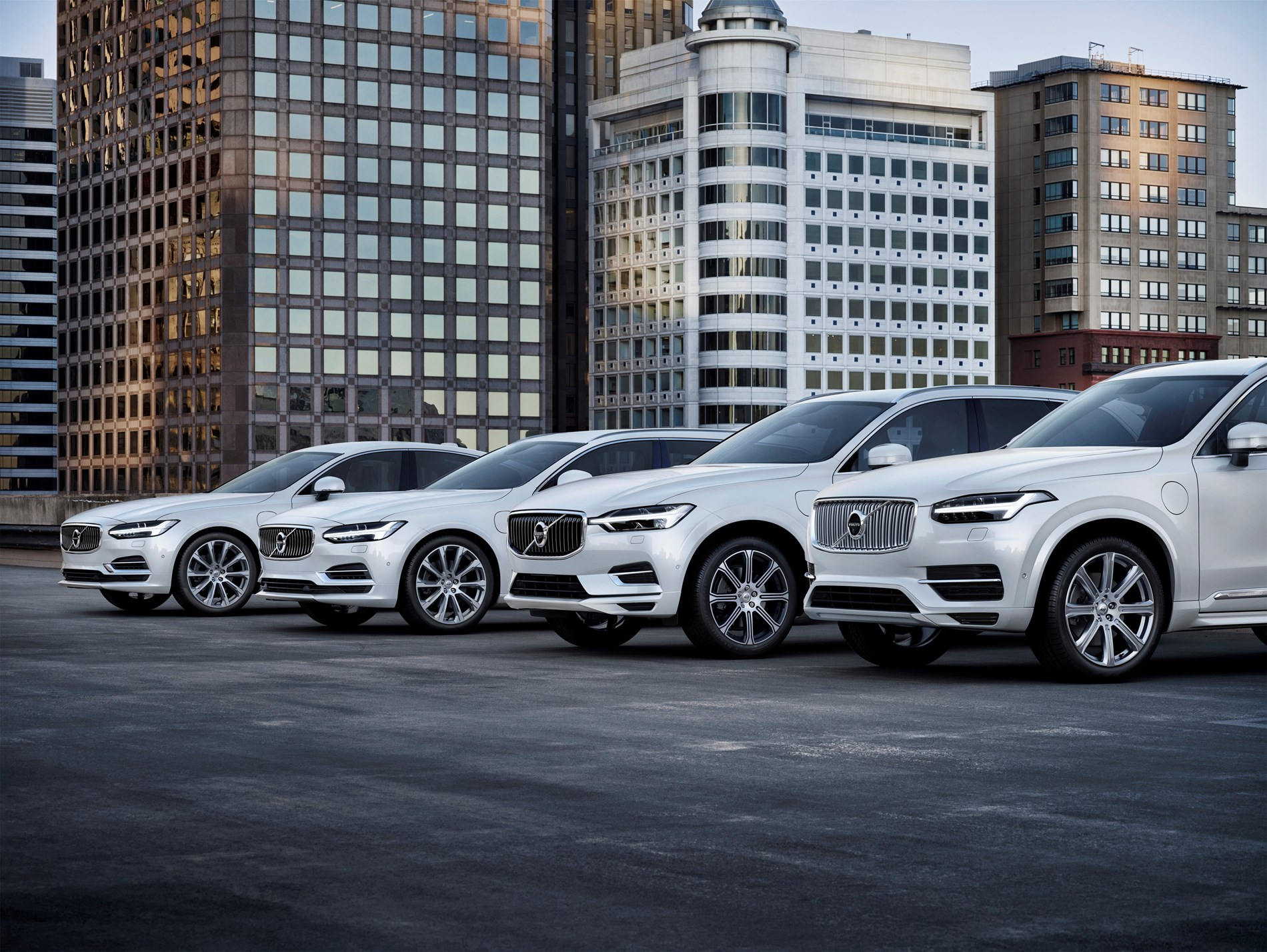 Elektrificatiestrategie van Volvo Cars erkend door de Verenigde Naties