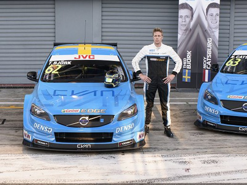 Polestar Cyan Racing aim for double World Championship lead as the WTCC resumes in China