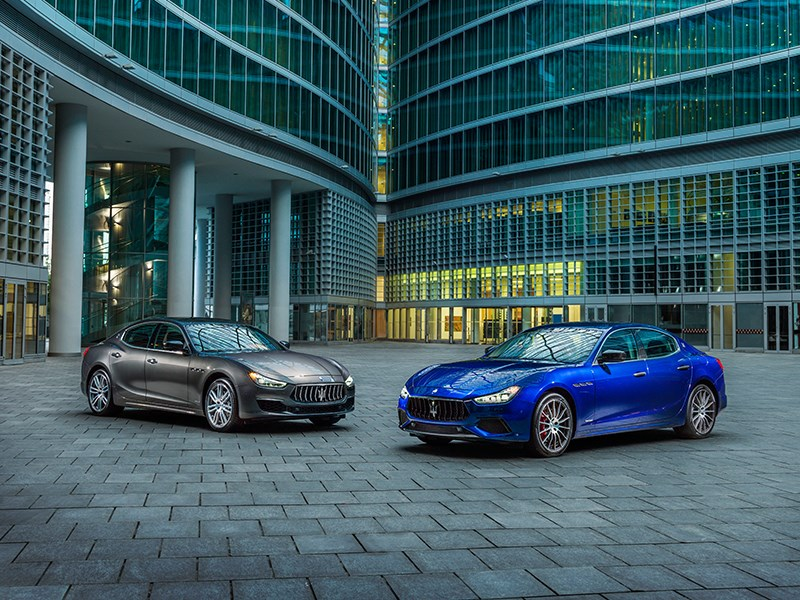 Yet another Award for Maserati Ghibli: Top-Spot in readers voting of sport auto magazine