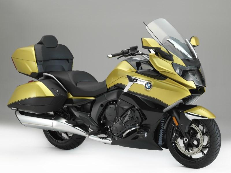 De nieuwe BMW K 1600 Grand America.