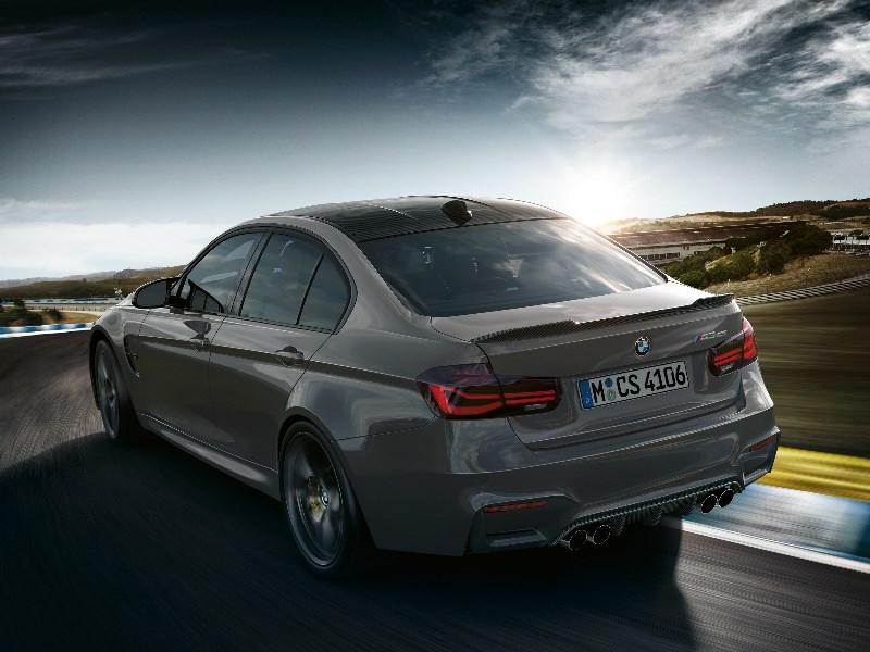 De nieuwe BMW M3 CS.