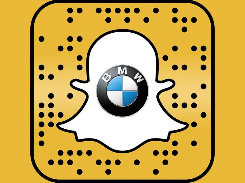 BMW en Snapchat plaatsen de BMW X2 reeds vóór de marktlancering op je oprit.