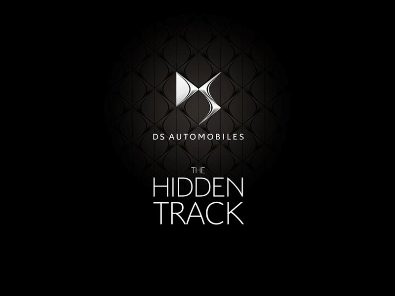 #HiddenTrack: de nieuwe ultra exclusieve reclamecampagne van DS