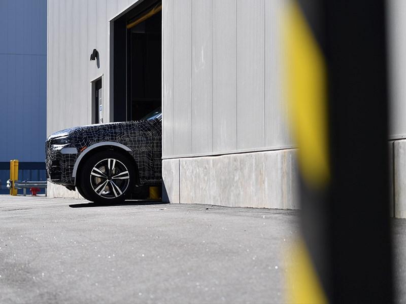 Het aftellen naar de BMW X7 is begonnen.