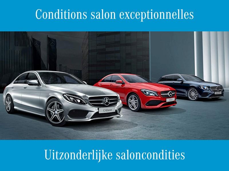 Conditions salon exceptionnelles