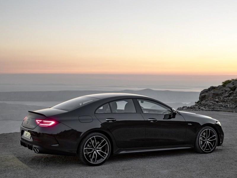 Les nouveaux modèles Mercedes-AMG 53 en version CLS, Classe E Coupé