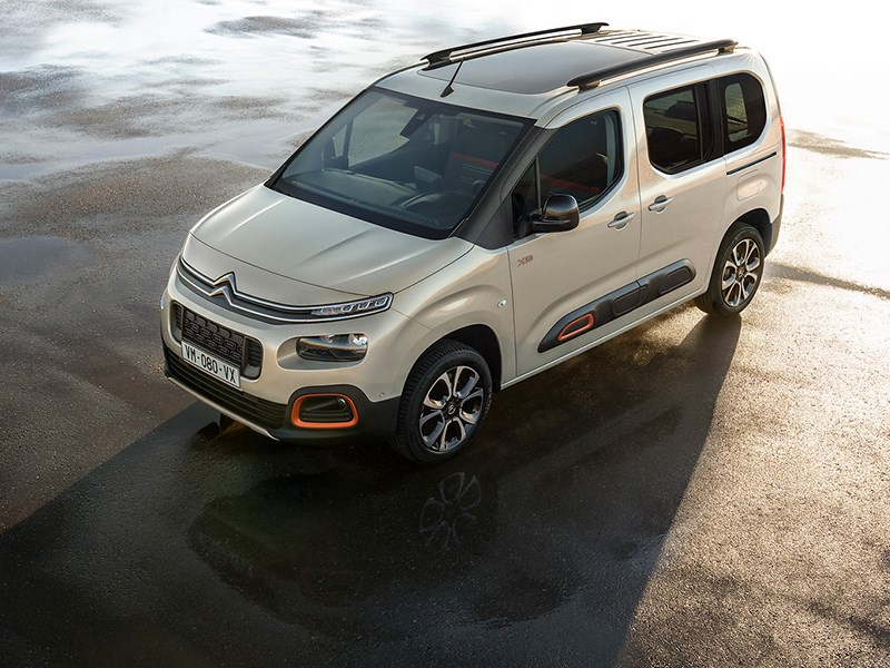 Citroën stelt de derde generatie Berlingo voor