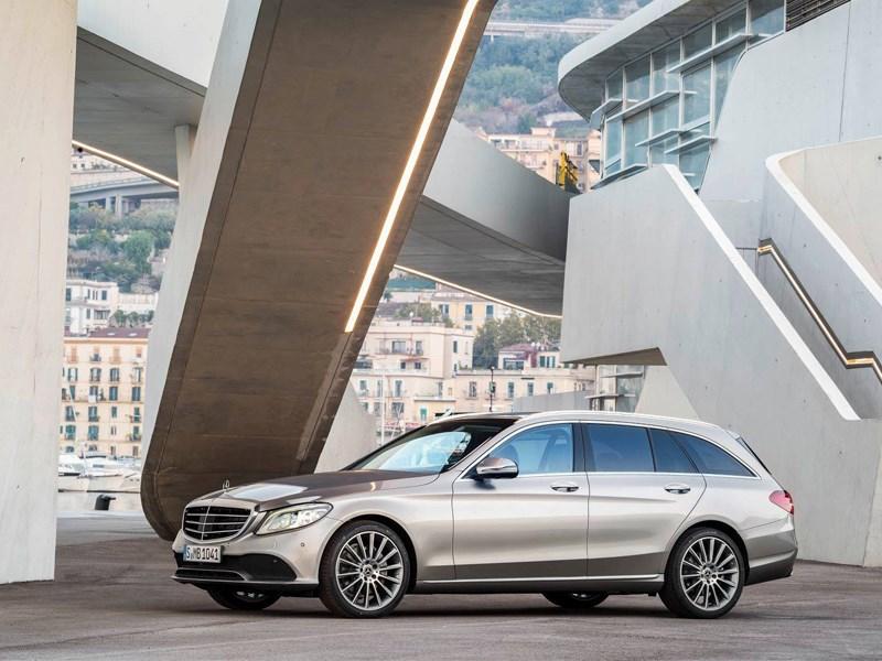 Nouvelle Mercedes-Benz Classe C Berline et Break