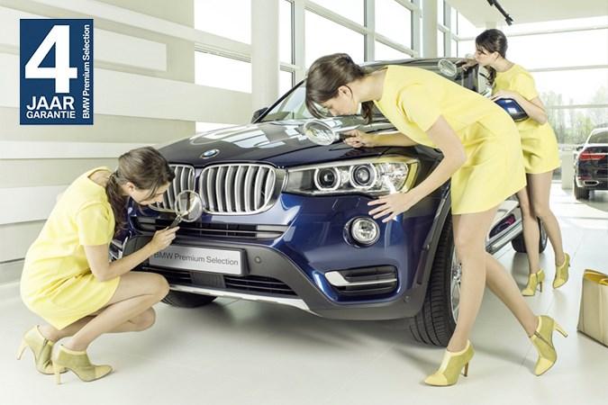 4 Jaar garantie op BMW Premium Selection