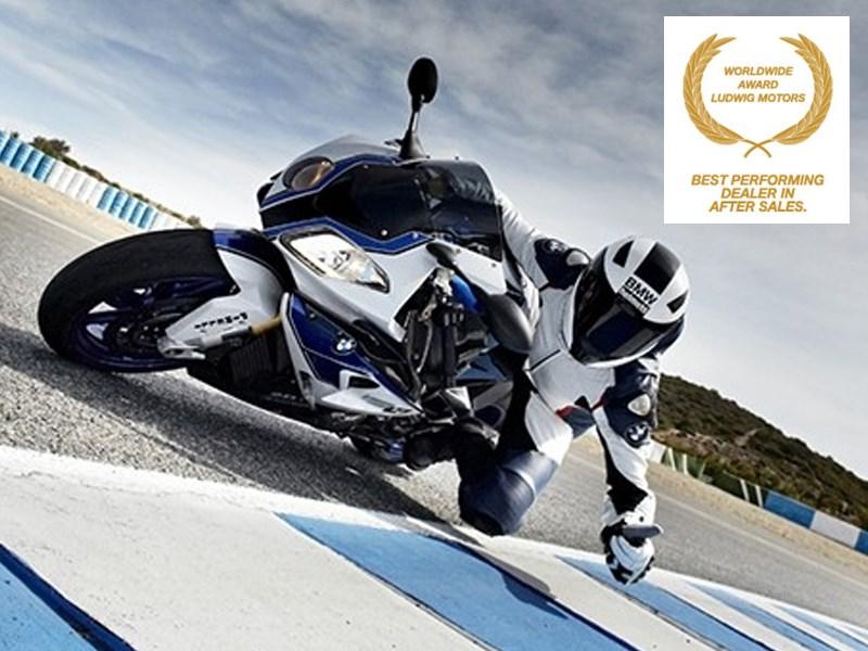 Ludwig Motors verkozen tot beste concessiehouder van de hele wereld!