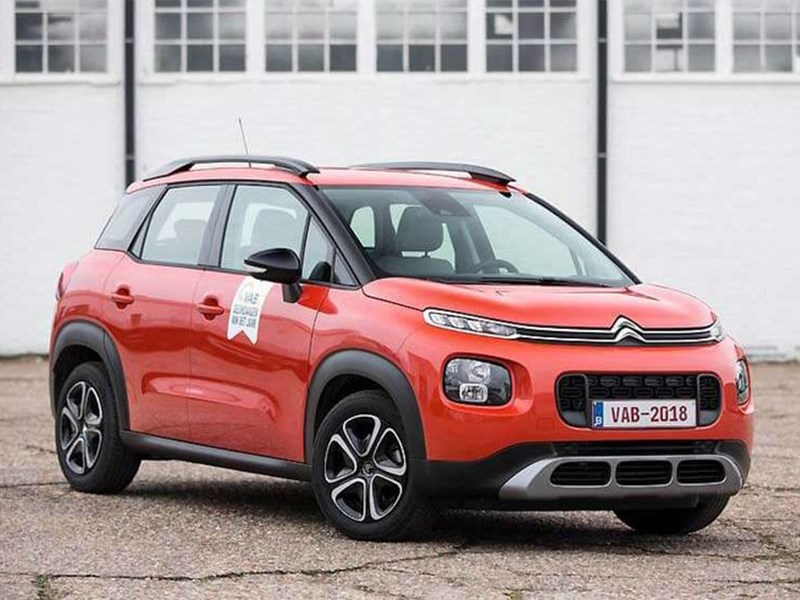 Nieuwe CITROËN C3 Aircross Compact suv gezinswagen van het jaar 2018