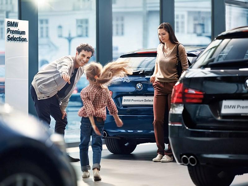 BMW Premium Selection voortaan beschikbaar in het hele BMW-netwerk in België en Luxemburg.