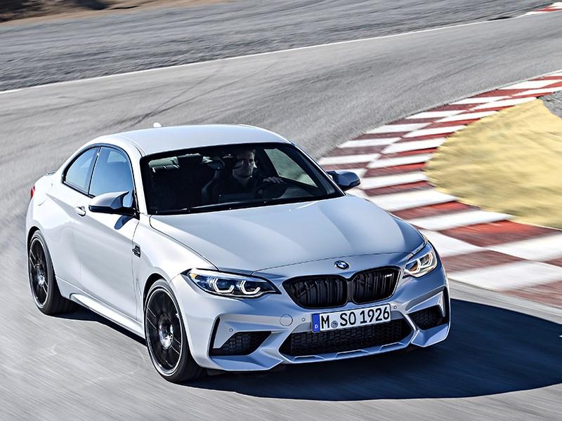 De nieuwe BMW M2 Competition.