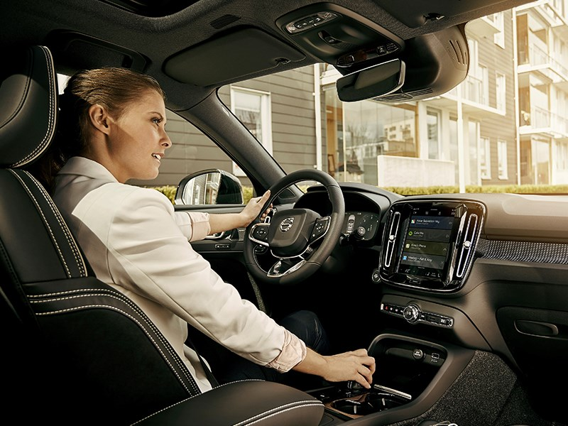 Volvo Cars integreert Google Assistant, Google Play Store en Google Maps in nieuw infotainmentsysteem