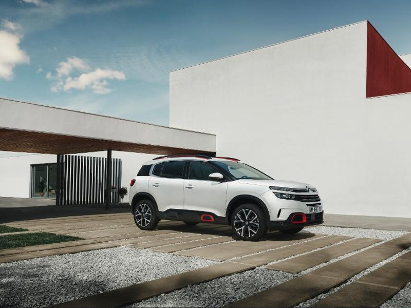 Citroën onthult nieuwe SUV C5 Aircross