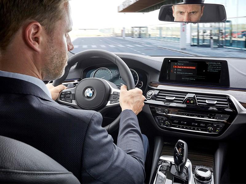 Vanaf juli Office 365 aan boord van uw BMW.