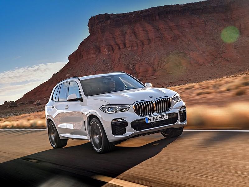 De nieuwe BMW X5: prestige SAV uitgerust met de meest innovatieve technologieën.