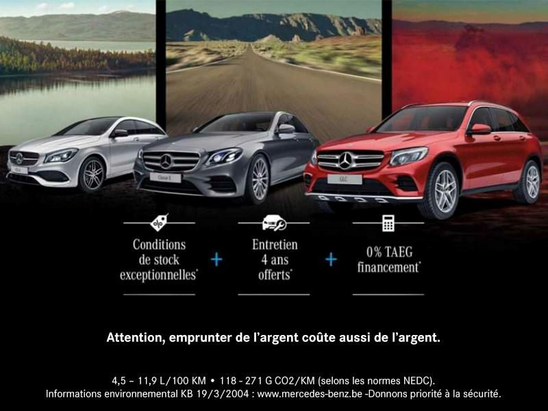 Votre Mercedes vous attend déjà.