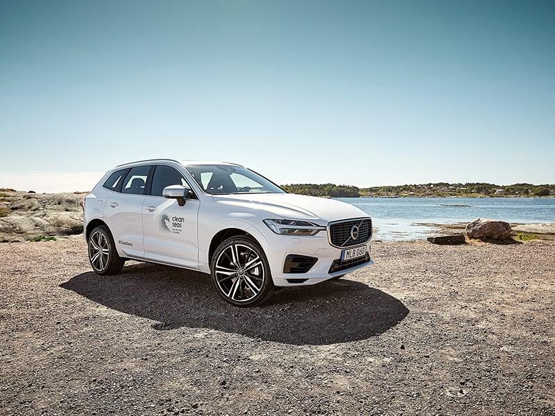 Volvo Cars streeft naar 25 procent gerecycleerd plastic in elke nieuwe wagen vanaf 2025