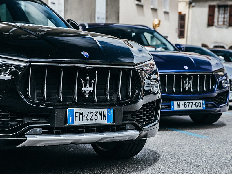 From June 7th to June 13th 2018 Maserati is hosting the 5th edition of Paris-Modena, kilometers for charity!