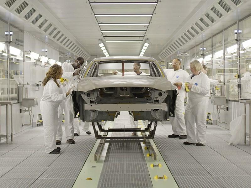 Volvo Cars breidt wereldwijde productiecapaciteit uit met eerste fabriek in VS