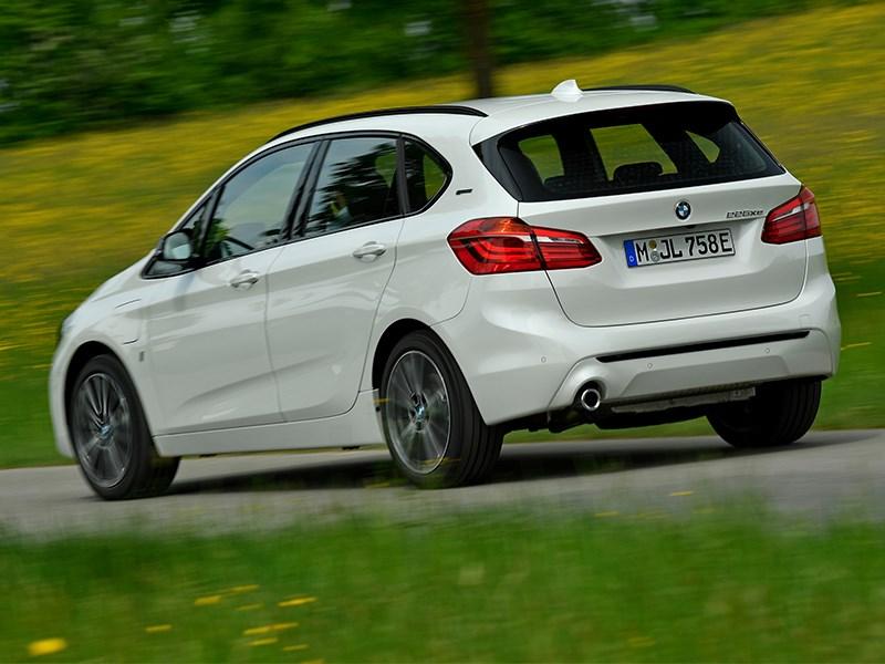 De nieuwe BMW 2 Reeks Gran Tourer. De nieuwe BMW 2 Reeks Active Tourer Plug-in Hybride.