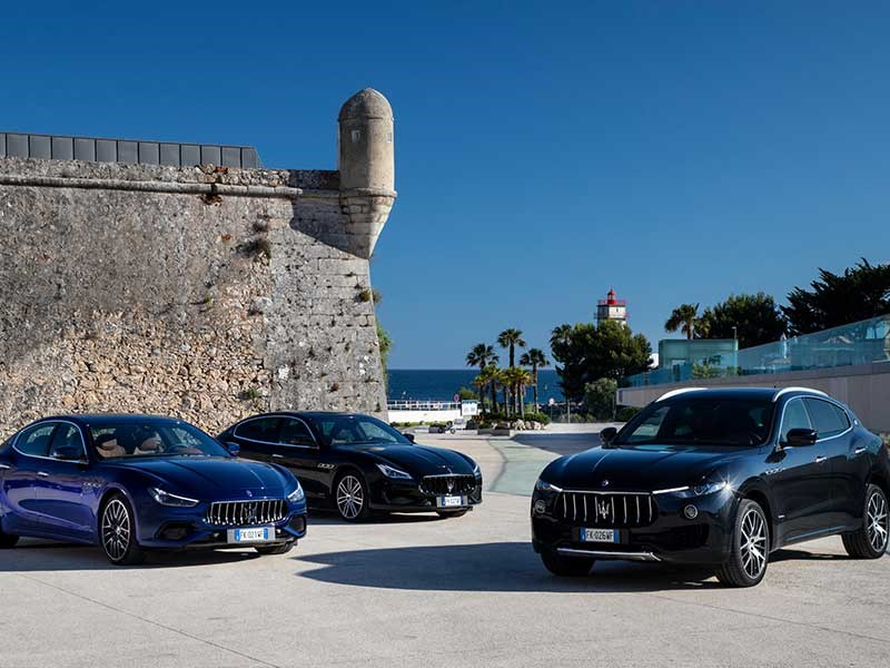 Maserati Drive&Sail Experience