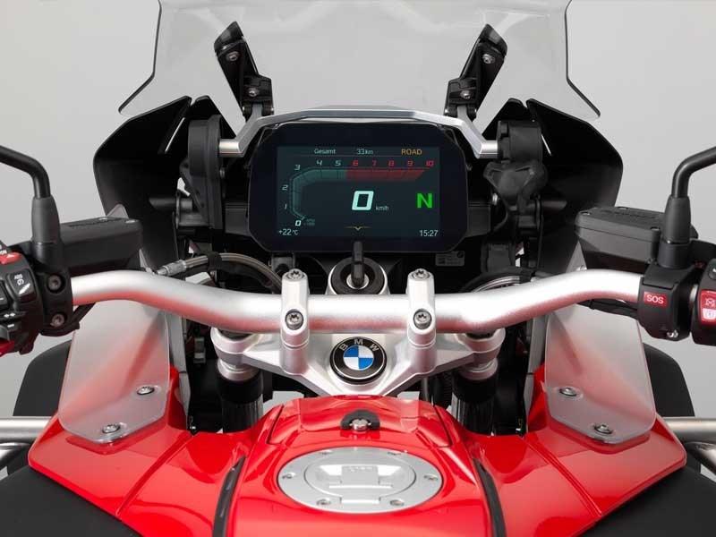 BMW Motorrad présente l'équipement CONNECTIVITY