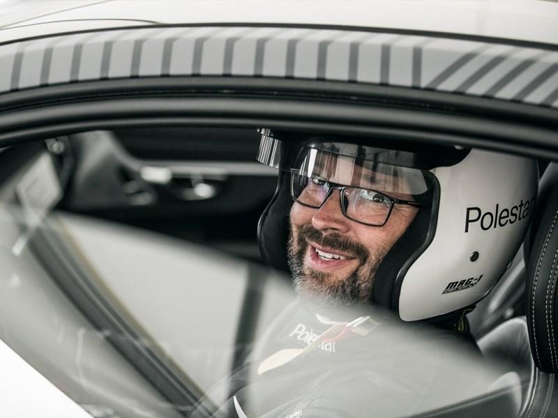 Hoofdtestrijder bij Polestar stelt enorme expertise in dienst van nieuwe elektrische sportwagens