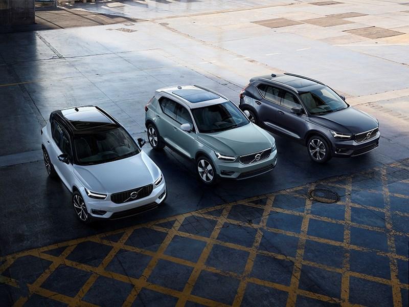 Europese Auto van het Jaar Volvo XC40 haalt vijf sterren bij Euro NCAP-tests