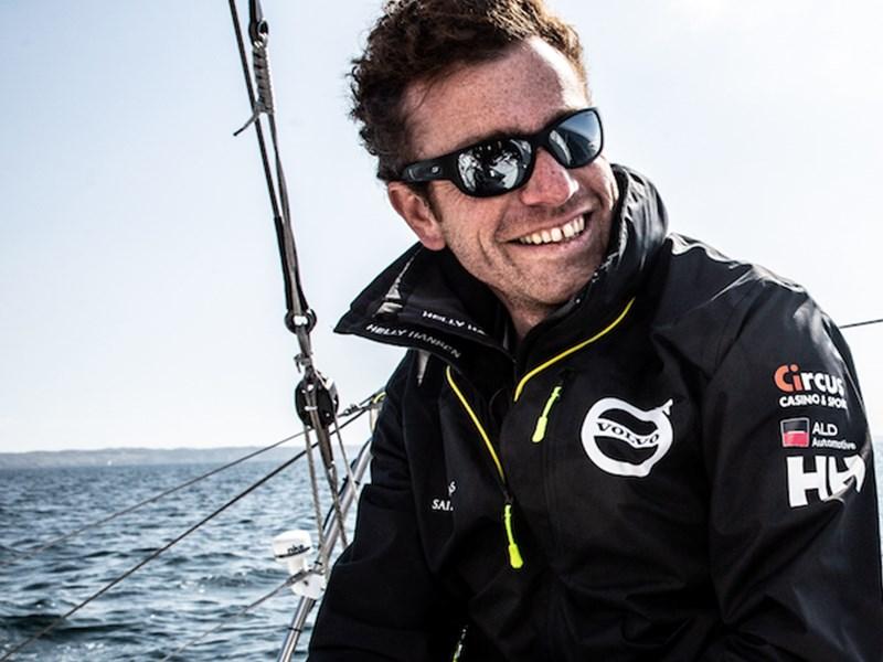 Jonas Gerckens kwalificeert zich voor Route du Rhum